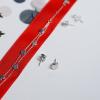 Серьги Монеты Youko пусеты 7 мм