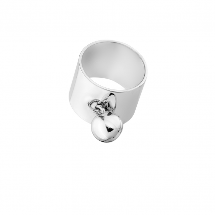 Кольцо серебряное Ягодка Youko