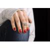 Кольцо серебряное Сфера 10 мм Youko
