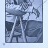 Подвеска серебряная Крестик Youko
